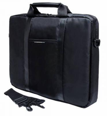 """Cумка для ноутбука 15.6"""" PC Pet PCP-1003BK нейлон черный цена и фото"""