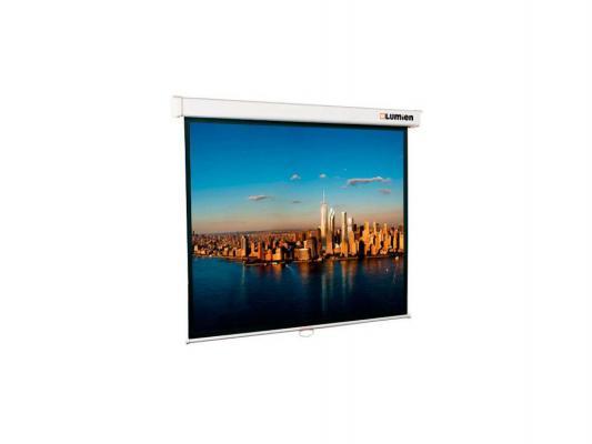 Экран настенный Lumien Master Picture 206х274 см Matte White FiberGlass LMP-100111 lumien master picture 213x213 mw fiberglass lmp 100105