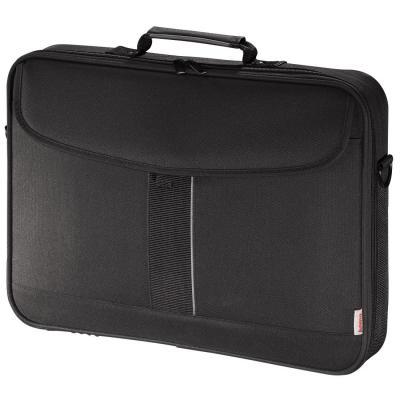 """Сумка для ноутбука 18.4"""" Hama Sportsline I политекс черно-серый H-23847"""