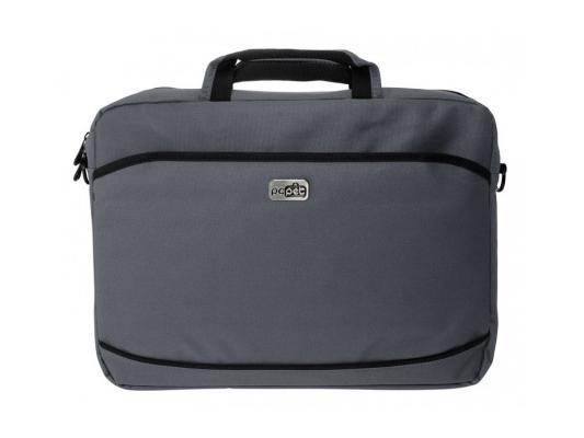 Cумка для ноутбука 15.6 PC Pet 600D PCP-A1315GY нейлон серый сумка для ноутбука 15 6 pc pet pcp sl9015n