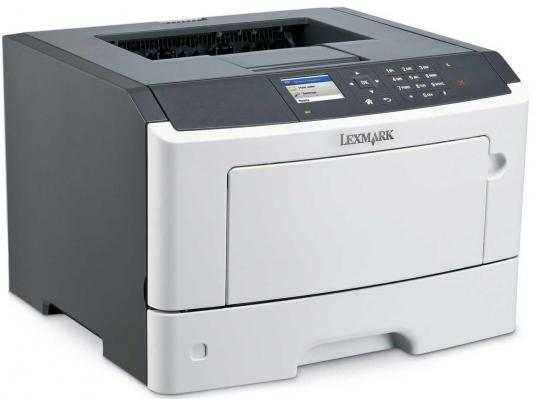 Принтер Lexmark MS510dn ч/б A4 42ppm 1200x1200dpi Ethernet USB 35S0330