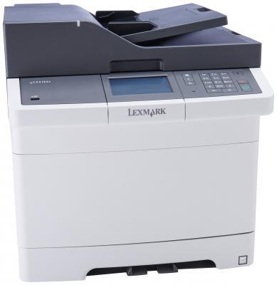МФУ Lexmark CX410de цветное А4 30ppm 1200x1200dpi Duplex Ethernet USB 28D0566