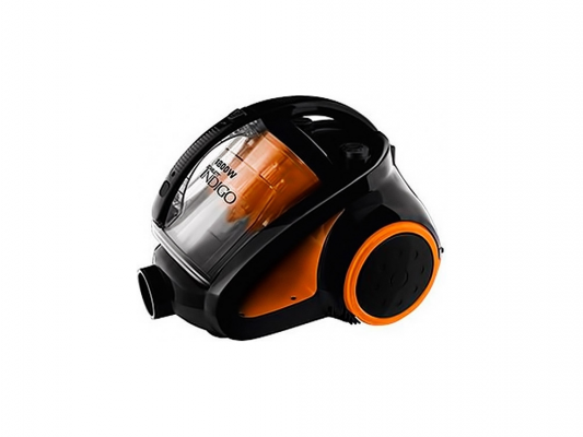 лучшая цена Пылесос Scarlett IS-580 без мешка сухая уборка 1800Вт черно-оранжевый