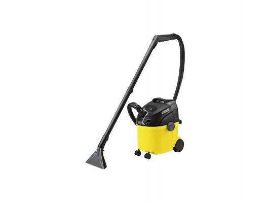 Пылесос Karcher SE 5.100 с мешком сухая и влажная уборка 1400Вт желтый насос садовый karcher bp 3 garden