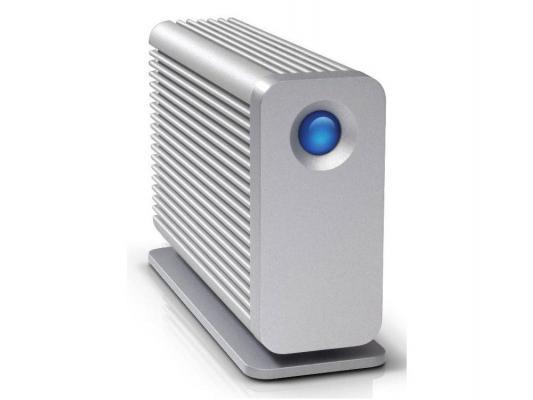 Купить Внешний жесткий диск 2.5 Thunderbolt 1Tb Lacie Little Big Disk 9000350 белый