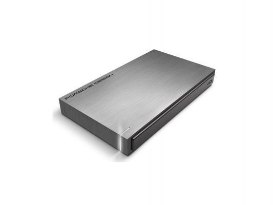 Купить Внешний жесткий диск 2.5 USB3.0 1.5Tb Lacie Porsche Design 9000458 серебристый