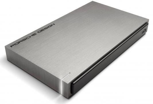 Купить Внешний жесткий диск 2.5 USB3.0 1Tb Lacie Porsche Design 302000 серебристый
