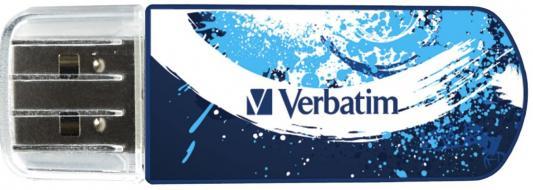 Флешка USB 8Gb Verbatim Store n Go Mini 98162 USB2.0 синий флешка usb 32gb verbatim store