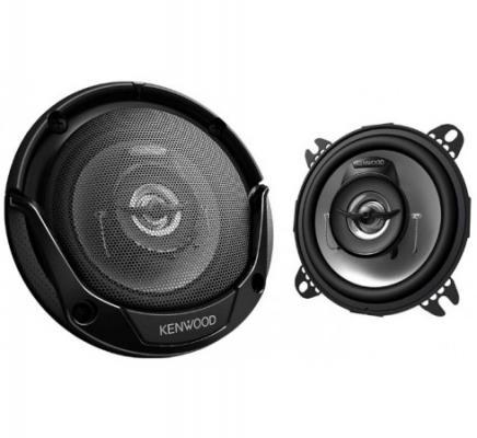 Автоакустика Kenwood KFC-E1065 коаксиальная 2-полосная 10см 21Вт-210Вт