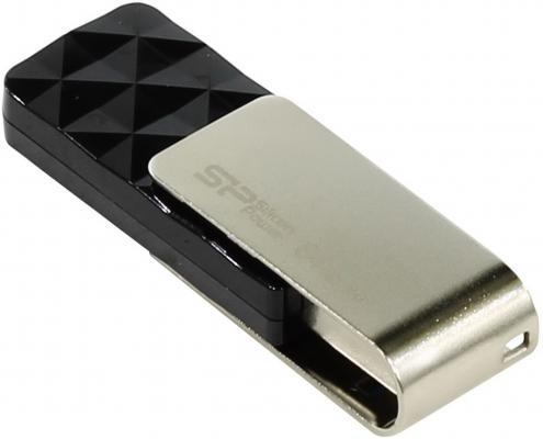 Фото - Флешка USB 64GB Silicon Power Blaze B30 SP064GBUF3B30V1K USB3.0 черный флешка usb 64gb silicon power firma f80 sp064gbuf2f80v1s серебристый