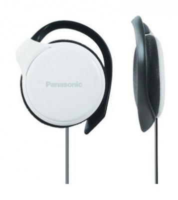 Наушники Panasonic RP-HS46E-W 3.5мм белый наушники panasonic rp hf100gc w накладные белый проводные
