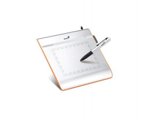 Графический планшет Genius EasyPen i405x белый графический планшет genius easypen i405x