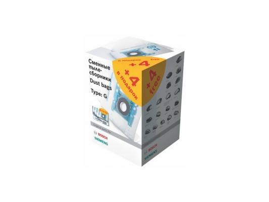 Пылесборник Bosch BBZ123FGI одноразовый синтетика 12шт + 3 микрофильтра bosch bbz123fgi