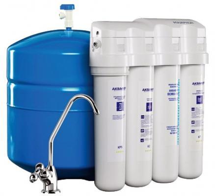 Фильтр для воды Аквафор OCMO-K-100-4-A исполнение 4