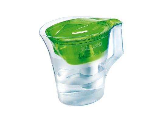 Фильтр для воды Барьер Твист зеленый фильтр для воды барьер твист пурпурный 4л [в178р00]