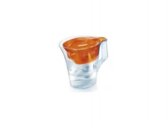 Фильтр для воды Барьер Твист оранжевый
