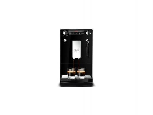 Кофемашина Melitta Caffeo Solo&milk Е 953-101 черный