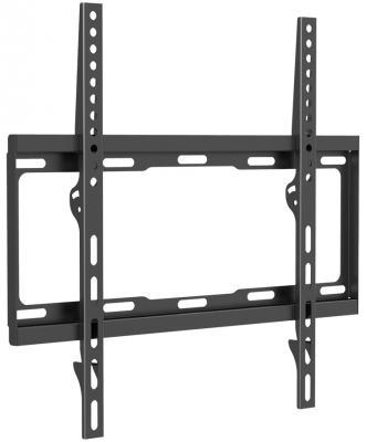 "Кронштейн ARM Media STEEL-3 black, для LED/LCD/PLASMA TV 26""-55"", max 40 кг, 0 ст свободы, от стены 25 мм , VESA 400x40 мм"