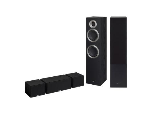 Акустическая система Pioneer S-ES21TB (S-ES21-CR-K+S-ES21-LR-K) коробки 5.0 черный акустическая система pioneer s dj50x