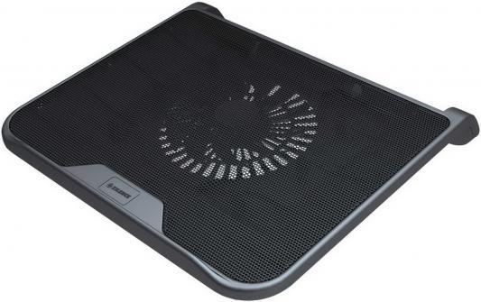 """Подставка для ноутбука 15"""" Xilence M300 металл пластик 1000 об/мин 21дБ черный COO-XPLP-M300"""