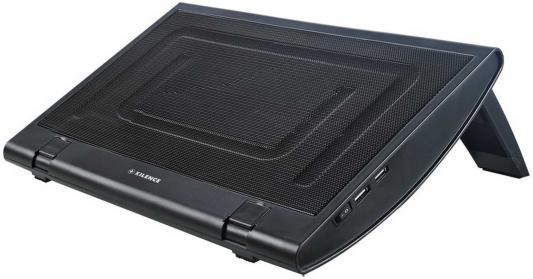 "все цены на Подставка для ноутбука 15"" Xilence M600 металл пластик черный COO-XPLP-M600.B"