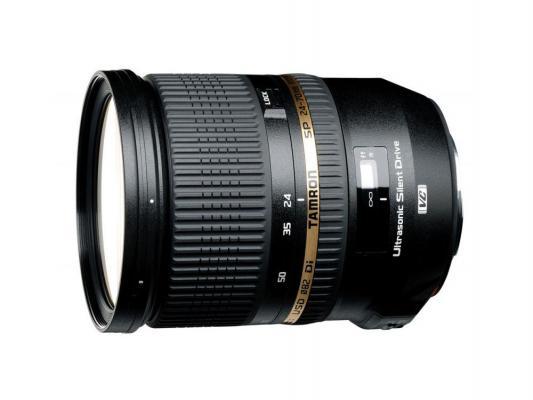 Объектив Tamron SP 24-70мм F/2.8 Di VC USD для Canon A007E
