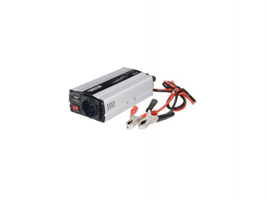 Автомобильный инвертор напряжения Mystery MAC-500 500Вт от 123.ru
