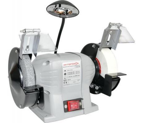 Станок точильный Интерскол Т-150/250 delta lux нтс4 250 настольный точильный станок