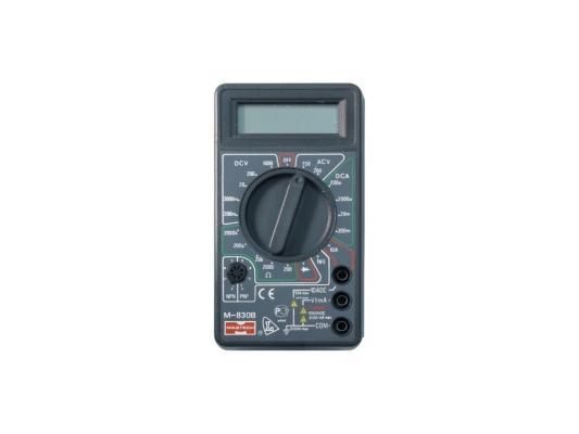 Мультиметр Ресанта M 830В (DT 830B) мультиметр ресанта dt 9205a