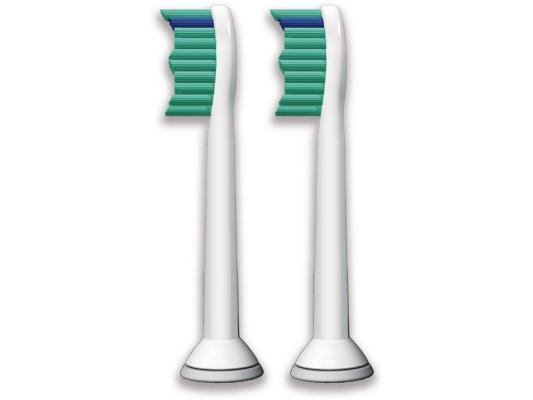 Картинка для Насадка для зубной щетки Philips HX 6012/07 центра FlexCare и звуковой щетки HealthyWhite 2шт