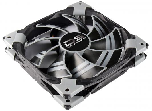 ���������� Aerocool DS 12�� Black (��� ���������), 3+4 pin, 54.8 CFM, 1200 RPM, 15.8 dBA ��� 12V � 36.7 CFM, 800 RPM, 12.1 dBA ���
