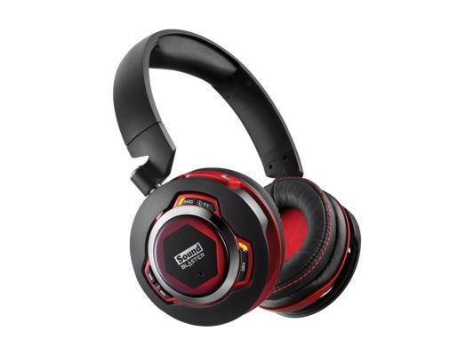 все цены на  Гарнитура Creative Sound Blaster EVO ZXR 3.5мм черный 70GH025000001  онлайн