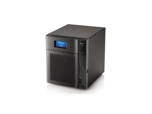 Сетевое хранилище Lenovo ETH 70CM9000EA px4-400d Diskless NAS 4xHDD