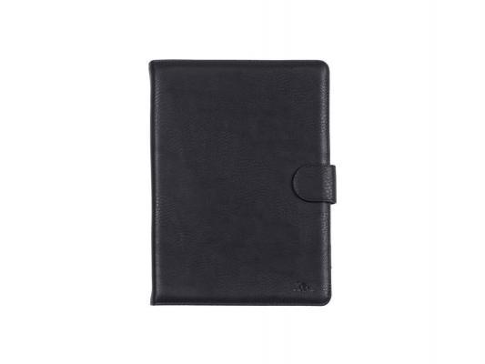 Фото - Чехол Riva 3014 универсальный для планшета 8 искусственная кожа черный чехол для планшета deppa wallet stand для планшетов 7 8 зеленый [84086]
