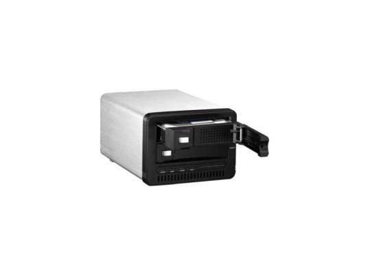 "Внешний контейнер для HDD 3.5""x2 SATA RAID AgeStar 3U2B3A1 USB3.0 черный"
