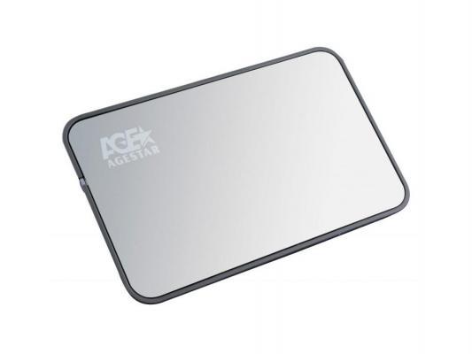 """������� ��������� ��� HDD 2.5"""" SATA AgeStar 3UB2A8 USB3.0 �����������"""