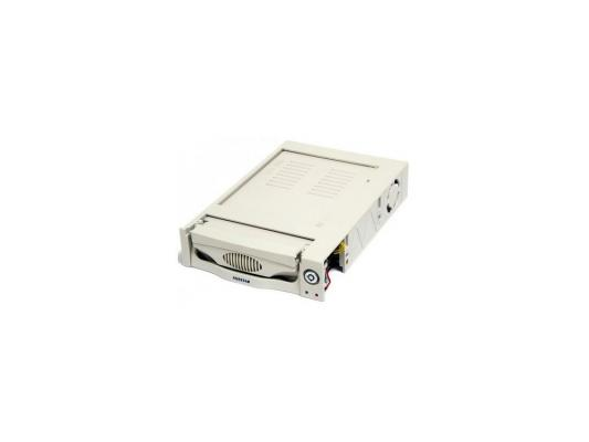 "Mobile rack для HDD 3.5"" AGESTAR MR3-SATA(S)-1F 1fan бежевый SR3P-S-1F"