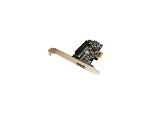 Контроллер JMicron JMB363 PCI-E 2xSATA 1xPATA OEM