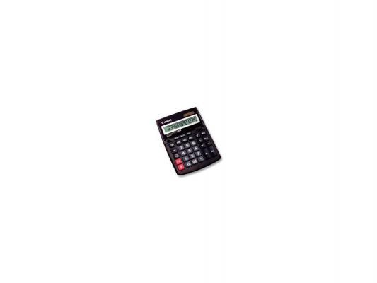 Калькулятор Canon WS-2224 Desktop 14 разряда бухгалтерский черный