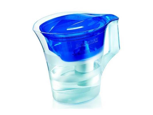 Фильтр-кувшин для очистки воды Барьер-Твист (синий) фильтр для воды барьер твист пурпурный 4л [в178р00]