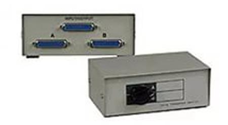 Переключатель принтера Ningbo DS25-2 1-2 ручной