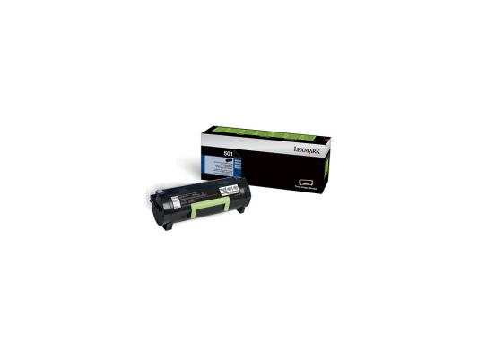 Тонер-Картридж Lexmark 50F5X00 для MS410/510/610 10000стр черный compatible toner cartridge q6000a q6001a q6002a q6003a for hp laserjet 1600 2600 2605 printer series cm1015 1017 mfp series