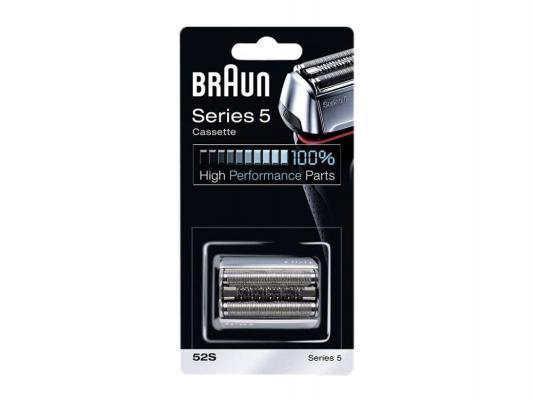 Сетка и режущий блок Braun 52S аксессуар braun сетка и режущий блок 10b