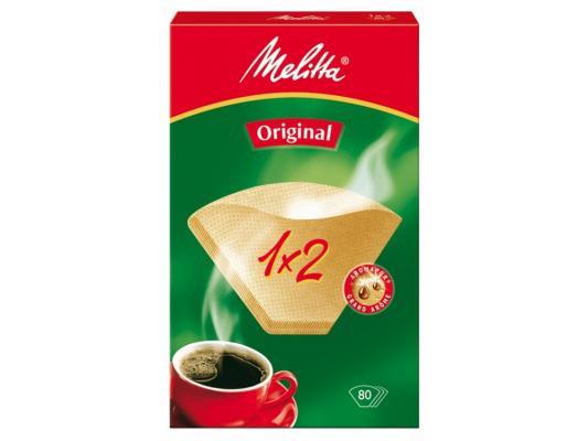 Фильтры бумажные Melitta Original белыйl 1x2/40шт(200009) фильтры бумажные melitta размер 4 80шт белый 0100961