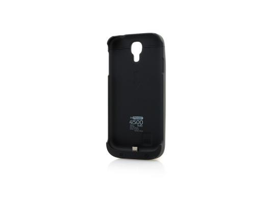 Чехол с аккумулятором Gmini mPower Case MPCS45 Black для Galaxy S4 4500mAh