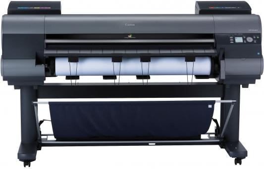 Плоттер Canon imagePROGRAF iPF8400 A0 12 цветов 2400x1200dpi HDD 250Гб Ethernet USB 6565B003