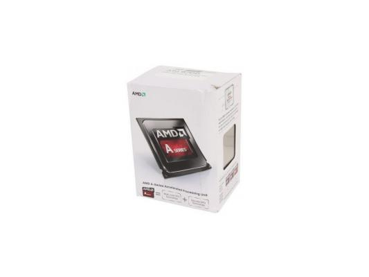 Процессор AMD A4 X2 6300 AD6300OKHLBOX Socket FM2 BOX процессор amd a4 5300 ad5300oka23hj socket fm2 oem