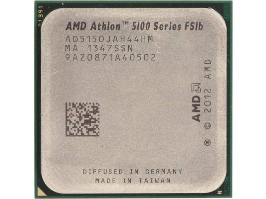 AMD Athlon  5150 OEM (5100 SERIES) <SocketAM1> (AD5150JAH44HM) от 123.ru