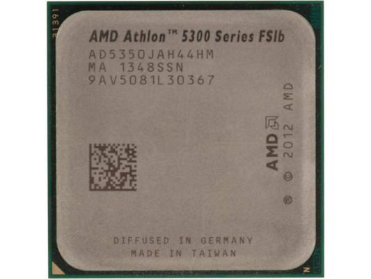 AMD Athlon  5350 OEM (5300 SERIES) <SocketAM1> (AD5350JAH44HM) процессор amd a4 5300 ad5300oka23hj socket fm2 oem