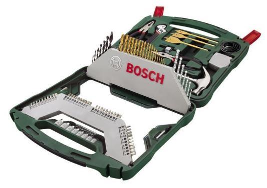 Купить Набор бит и сверел Bosch X-Line-103